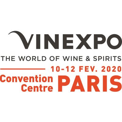 Vinexpo Paris 2020 au Paris Convention Centre du 13 au 15 janvier
